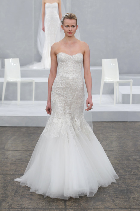 Destiny gown from the 2015 Monique Lhuillier collection, as seen on dressfinder.ca