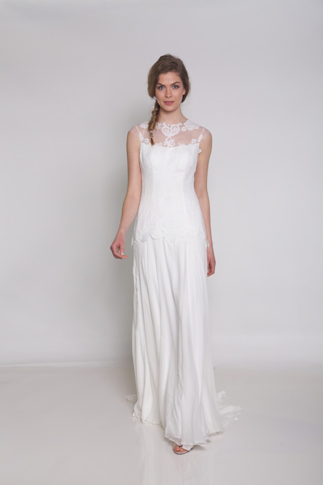Everything is Beautiful Wedding                                          dress by Ivy & Aster
