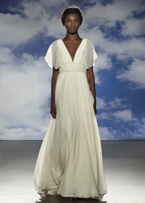 Nina gown from the 2015 Jenny Packham collection, as seen on dressfinder.ca