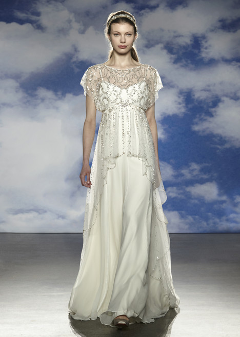 Hatty gown from the 2015 Jenny Packham collection, as seen on dressfinder.ca