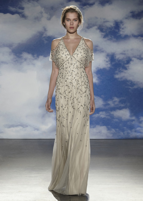 Garbo gown from the 2015 Jenny Packham collection, as seen on dressfinder.ca