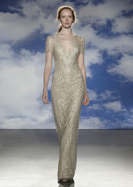 Jocasta Wedding                                          dress by Jenny Packham