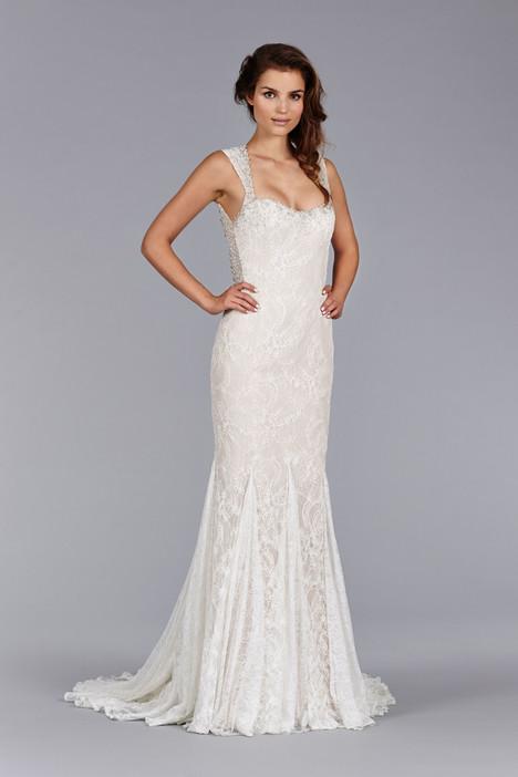 8453 Wedding                                          dress by Jim Hjelm