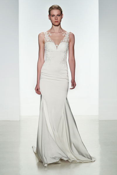 Celia gown from the 2015 Kenneth Pool collection, as seen on dressfinder.ca