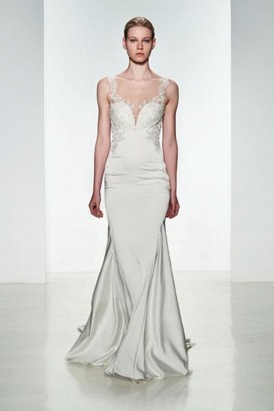 Monica Wedding dress by Kenneth Pool