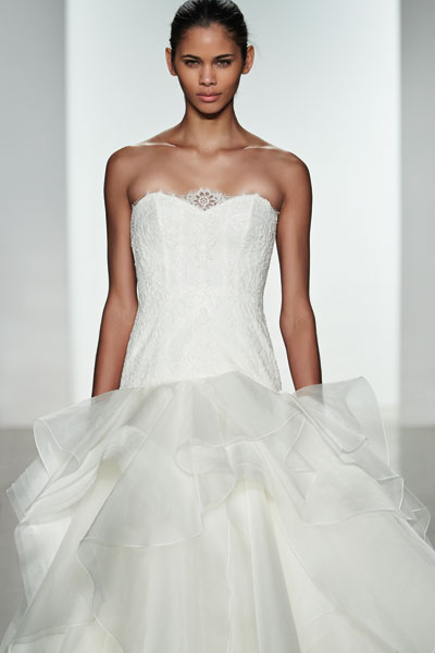 Nayri gown from the 2015 Kenneth Pool collection, as seen on dressfinder.ca