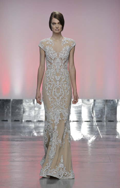Alivia gown from the 2015 Rivini collection, as seen on dressfinder.ca