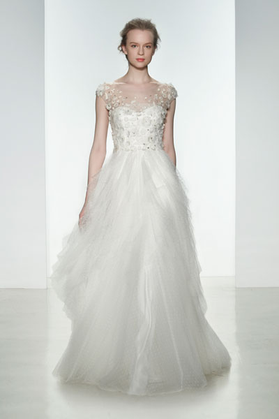 Lola Wedding                                          dress by Christos