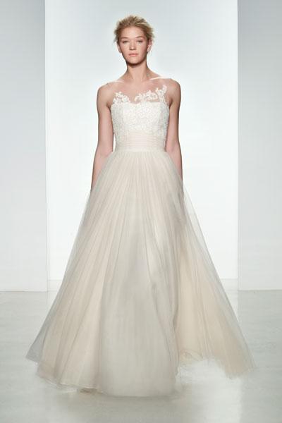Mia Wedding                                          dress by Christos