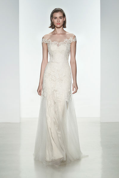 Simona gown from the 2015 Christos collection, as seen on dressfinder.ca