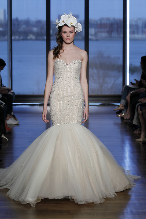 Danica Wedding dress by Ines Di Santo