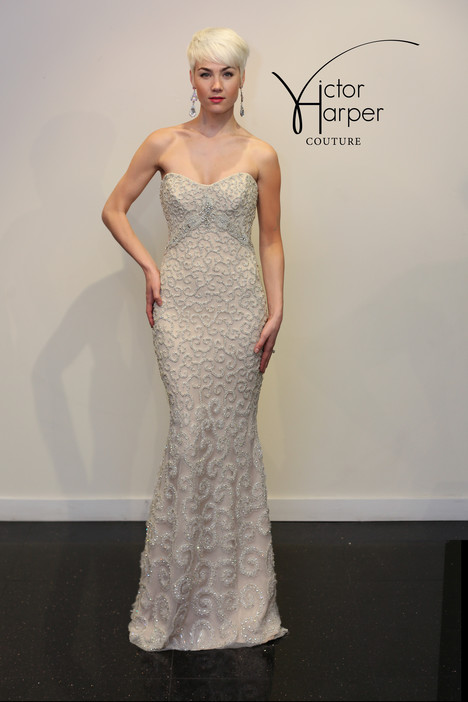 VHC295A Wedding                                          dress by Victor Harper : Couture