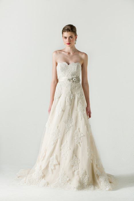 Betrothed Wedding                                          dress by Anne Barge
