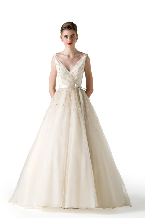Mystique gown from the 2015 Anne Barge collection, as seen on dressfinder.ca