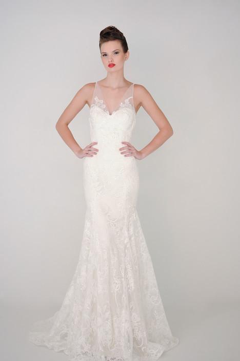 Aria Wedding                                          dress by Barbara Kavchok