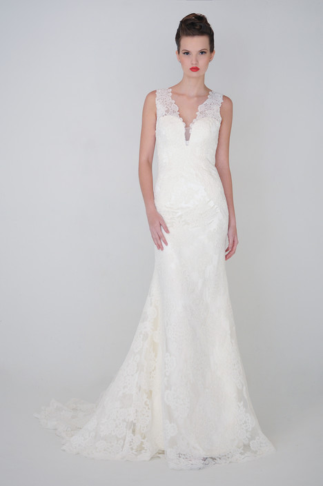 Cora gown from the 2015 Barbara Kavchok collection, as seen on dressfinder.ca