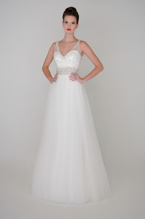 Willa gown from the 2015 Barbara Kavchok collection, as seen on dressfinder.ca
