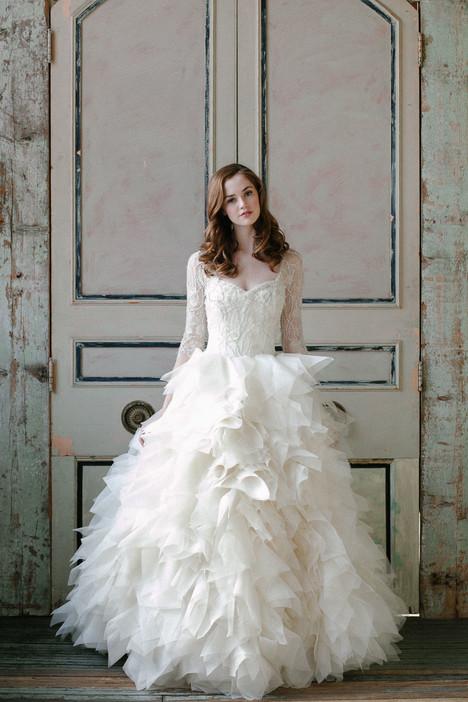 Sawyer Wedding                                          dress by Sareh Nouri