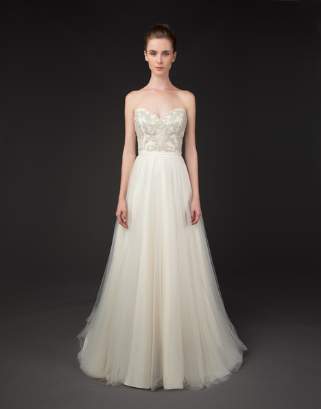 Sydelle gown from the 2015 Winnie Couture : Blush collection, as seen on dressfinder.ca