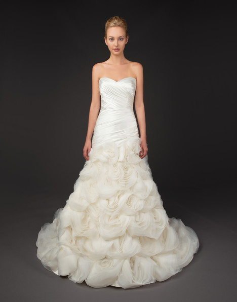 Cassie gown from the 2015 Winnie Couture : Blush collection, as seen on dressfinder.ca
