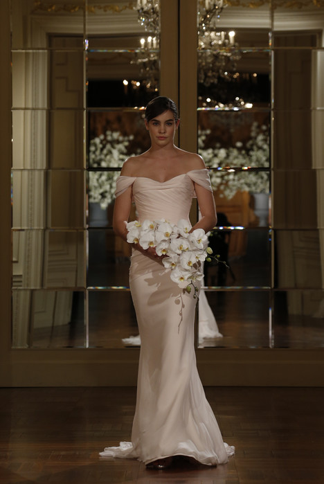 RK5406 Wedding                                          dress by Romona Keveza Collection