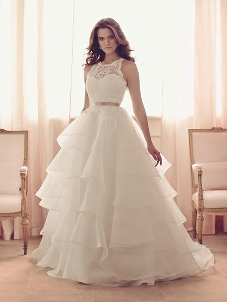 4510 Wedding                                          dress by Paloma Blanca