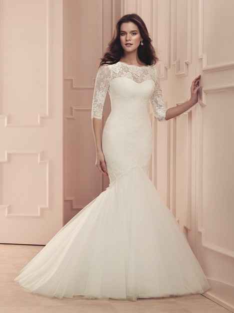 4512 Wedding                                          dress by Paloma Blanca