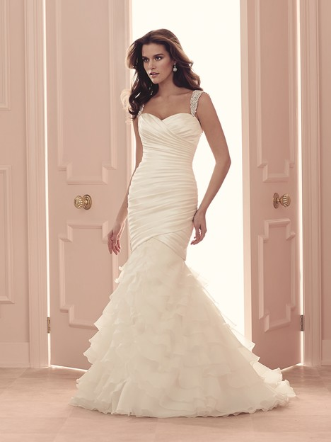 4516 Wedding                                          dress by Paloma Blanca