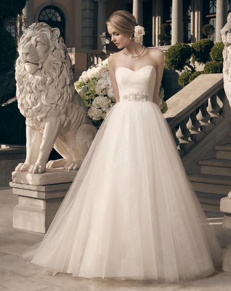 2177 Wedding                                          dress by Casablanca Bridal