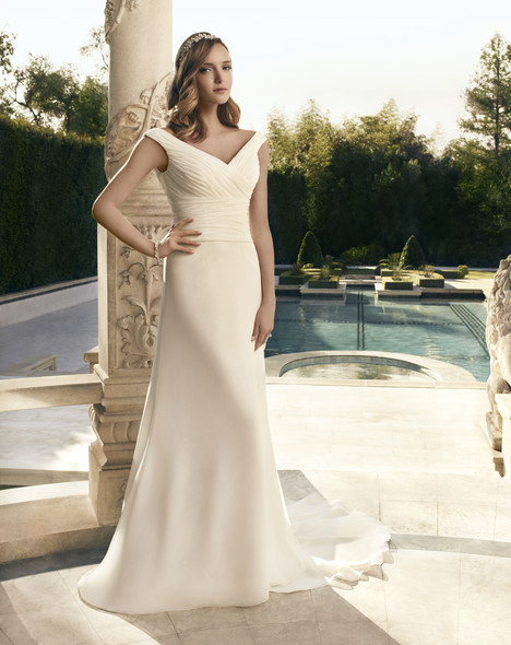 2181 gown from the 2014 Casablanca Bridal collection, as seen on dressfinder.ca