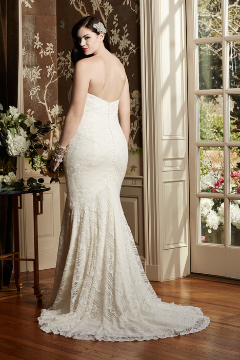 Poeta (back) Wedding                                          dress by Wtoo Curve