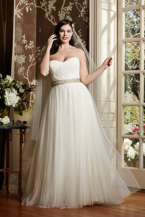 Cristiana Wedding                                          dress by Wtoo Curve