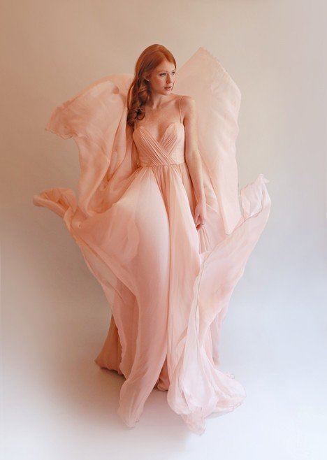 Lea (blush) gown from the 2015 Leanne Marshall collection, as seen on dressfinder.ca