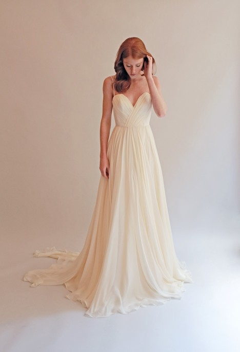 Lea gown from the 2015 Leanne Marshall collection, as seen on dressfinder.ca