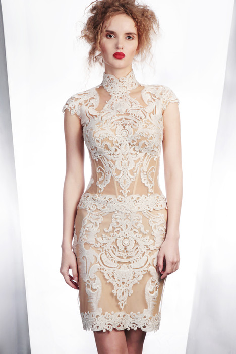 3968T + 4006SS gown from the 2015 Gemy Maalouf collection, as seen on dressfinder.ca