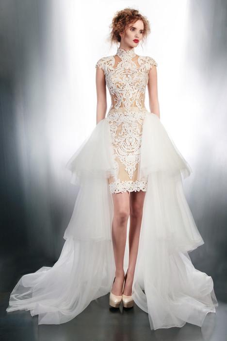 3968T + 4006SS + 4178LS Wedding                                          dress by Gemy Maalouf