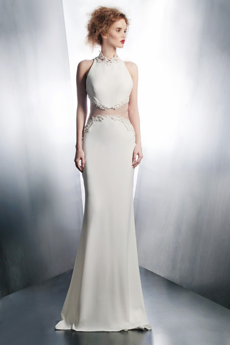 4129 gown from the 2015 Gemy Maalouf collection, as seen on dressfinder.ca