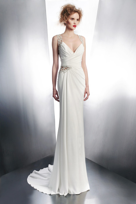 4131 gown from the 2015 Gemy Maalouf collection, as seen on dressfinder.ca