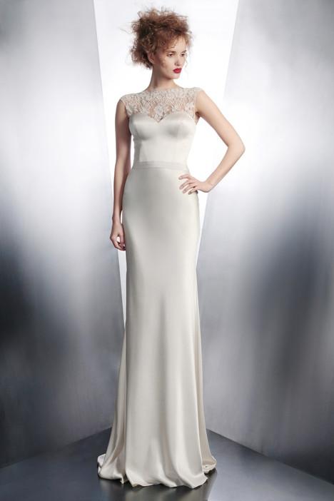 4134 + 4155B Wedding                                          dress by Gemy Maalouf