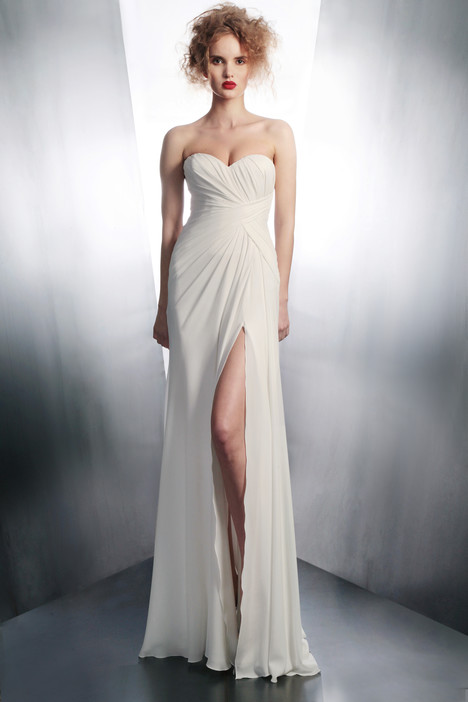 4162 Wedding                                          dress by Gemy Maalouf