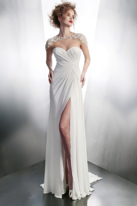 4162 + 3945B gown from the 2015 Gemy Maalouf collection, as seen on dressfinder.ca