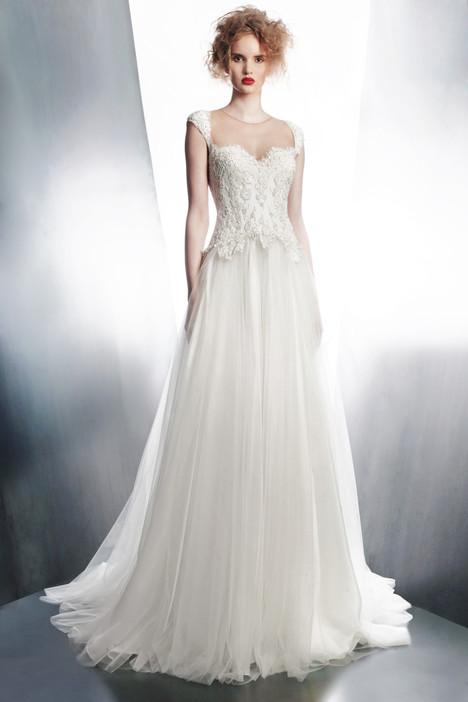 4168 Wedding                                          dress by Gemy Maalouf