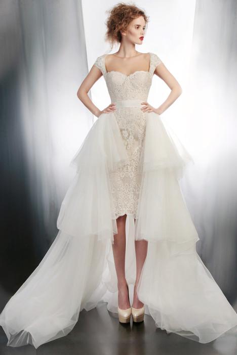 4180 + 4178LS Wedding dress by Gemy Maalouf