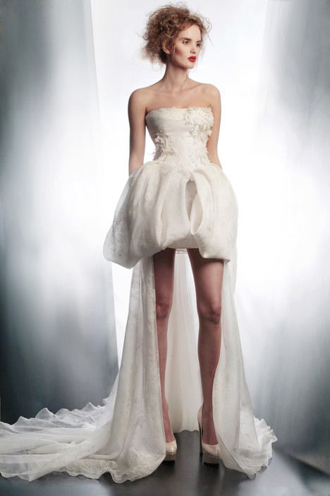 4188T + 4188SS gown from the 2015 Gemy Maalouf collection, as seen on dressfinder.ca