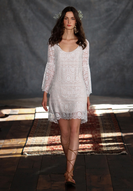 Kasbah Wedding                                          dress by Claire Pettibone Couture