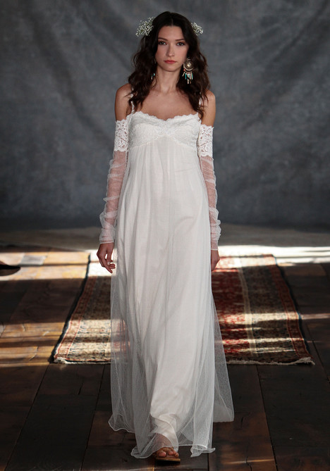 Lilith Wedding                                          dress by Claire Pettibone Couture