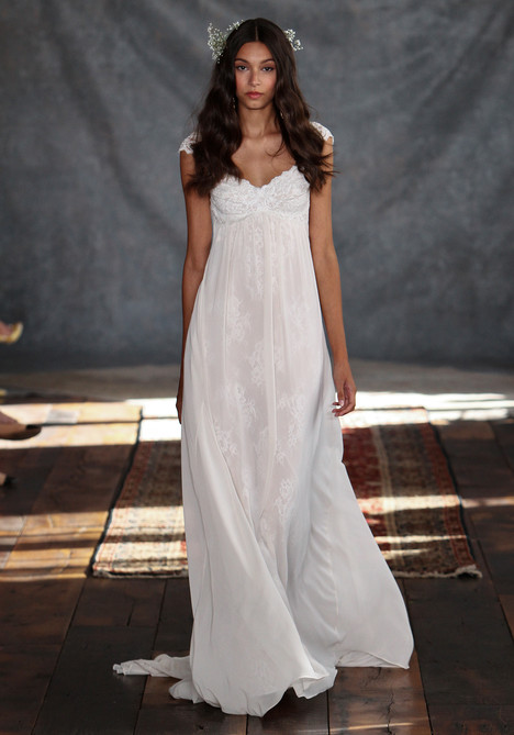 Phaedra Wedding                                          dress by Claire Pettibone Couture
