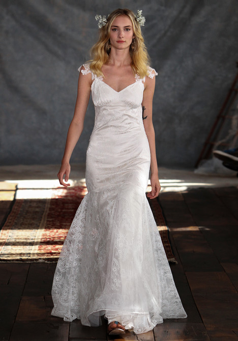 Rosemary gown from the 2015 Claire Pettibone: Couture collection, as seen on dressfinder.ca