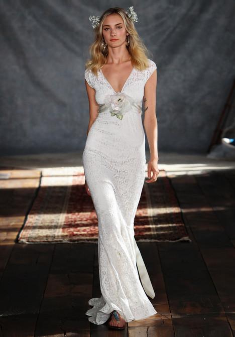 Yolanda Wedding dress by Claire Pettibone: Couture