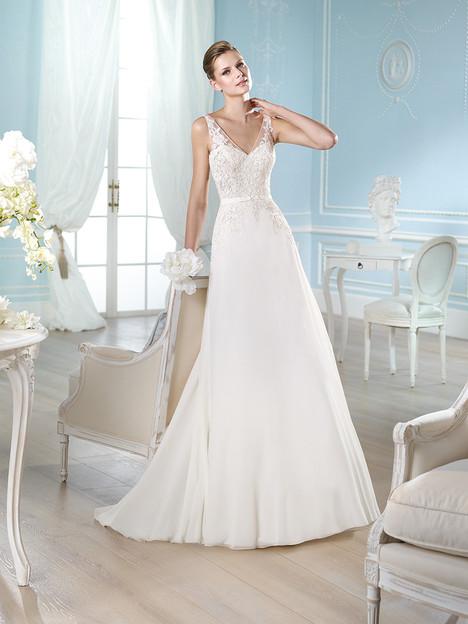 Hach Wedding                                          dress by St. Patrick